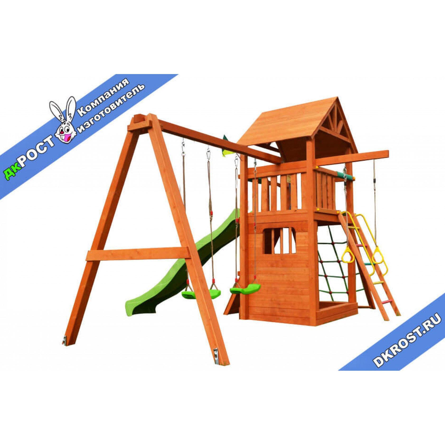 Детская площадка Корсика