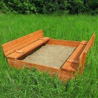 Песочница ладушки