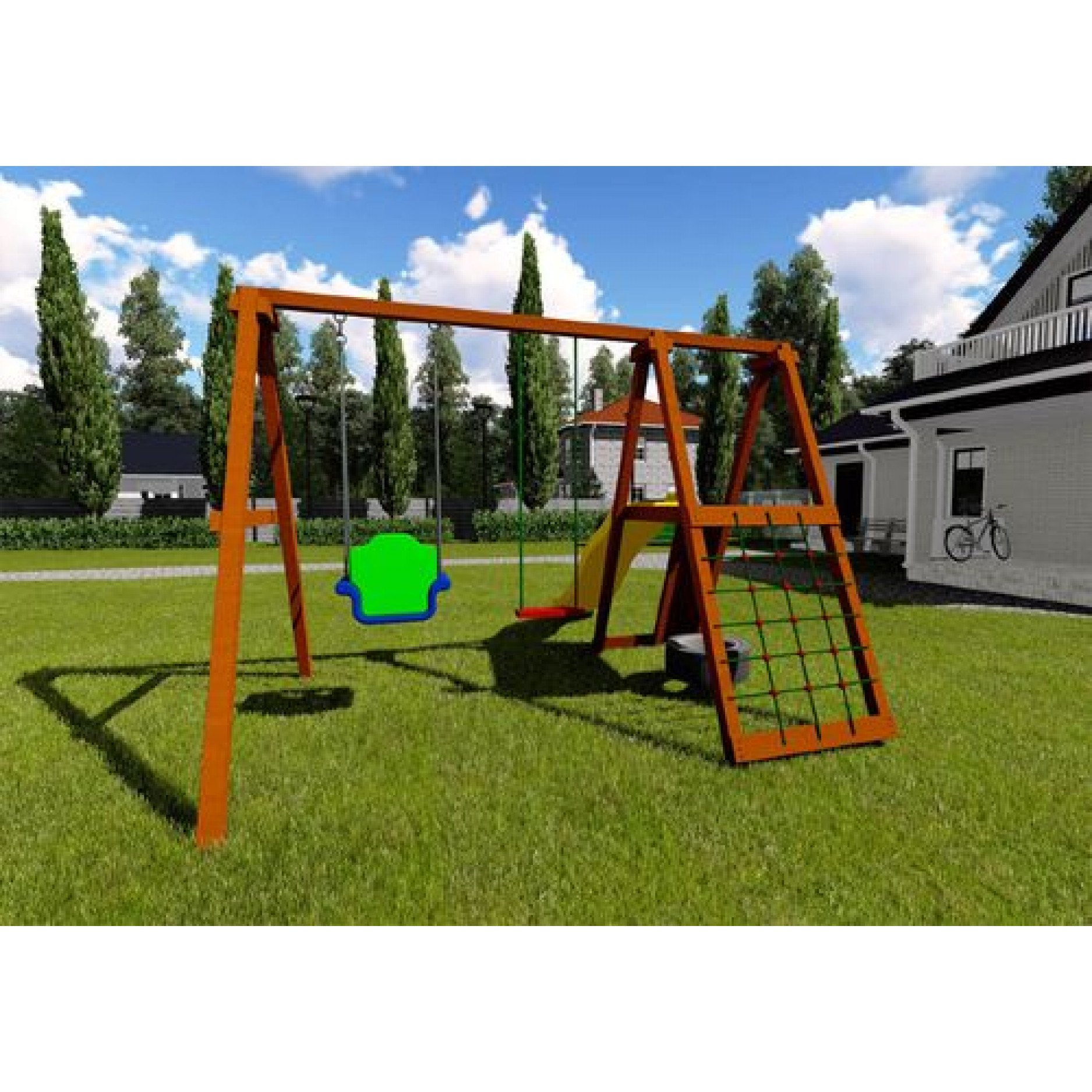 Детская площадка Атика 2