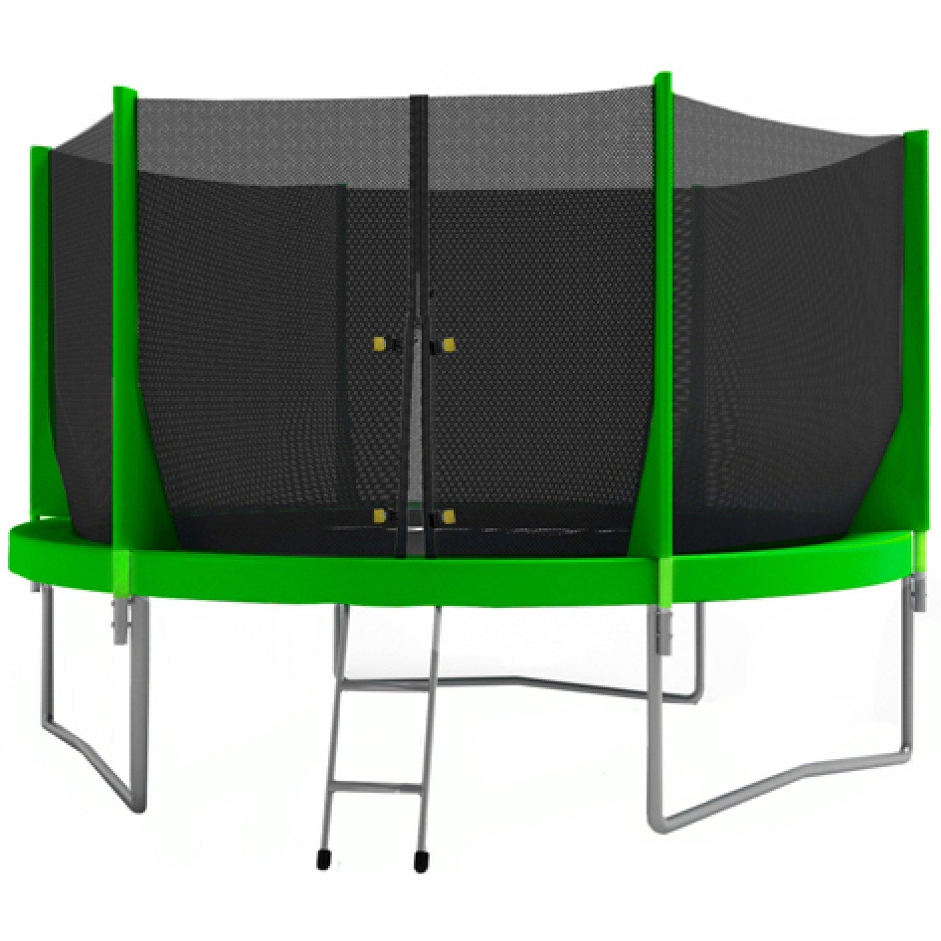 Батут OPTIFIT JUMP 6FT зеленый