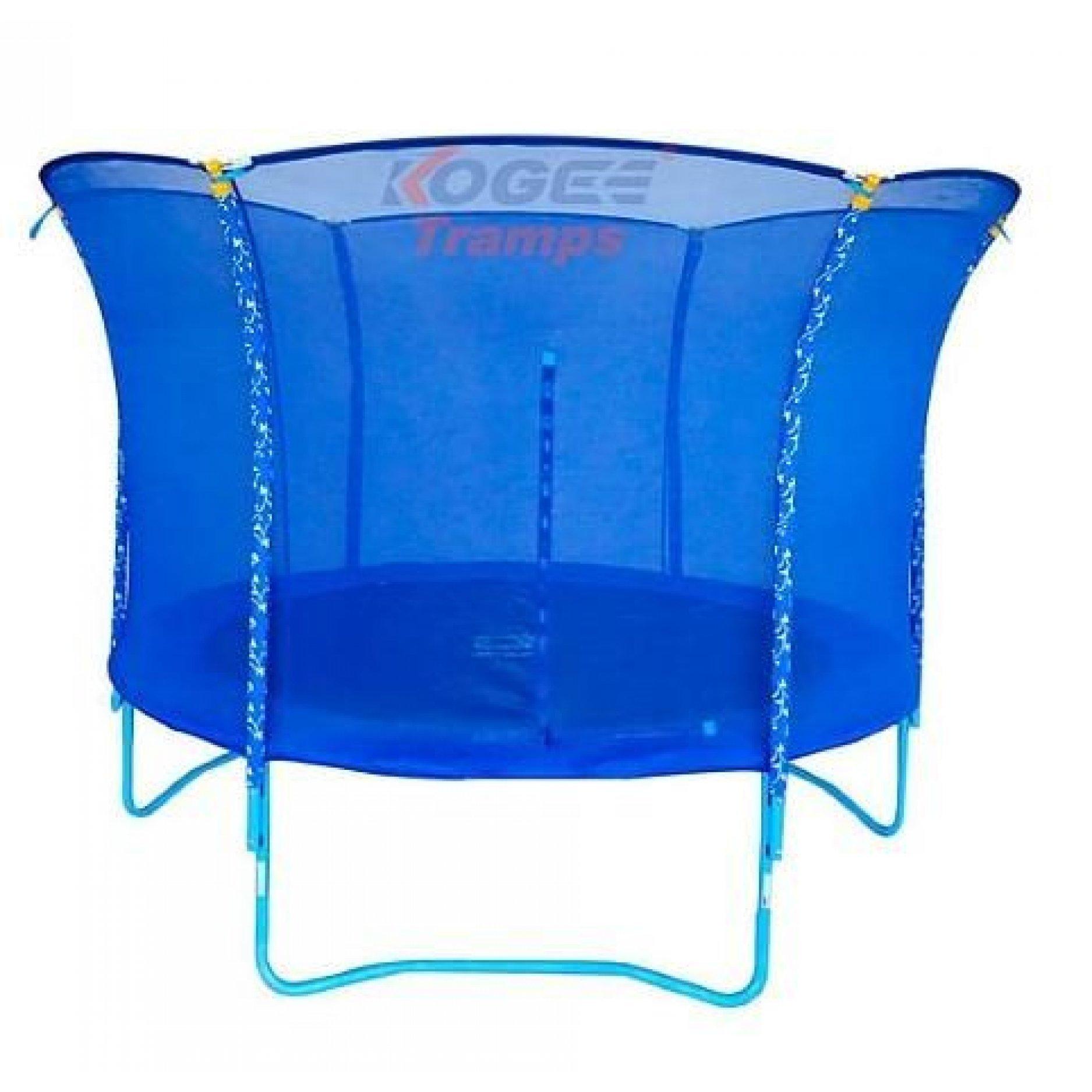 Батут Kogee-Tramps Lily синий – 3,0 м