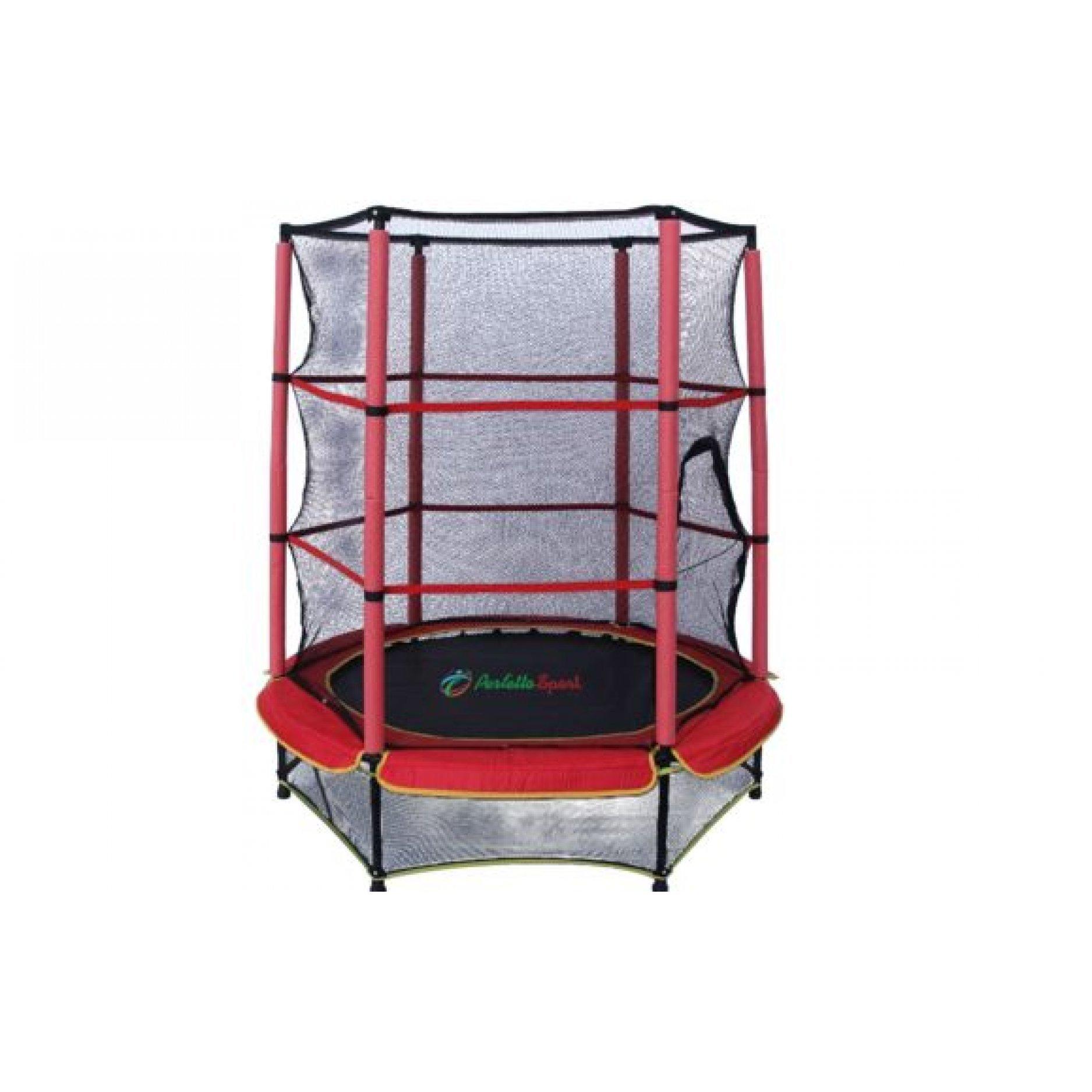 Батут Perfetto Sport 4,5 диаметр 1,4 м