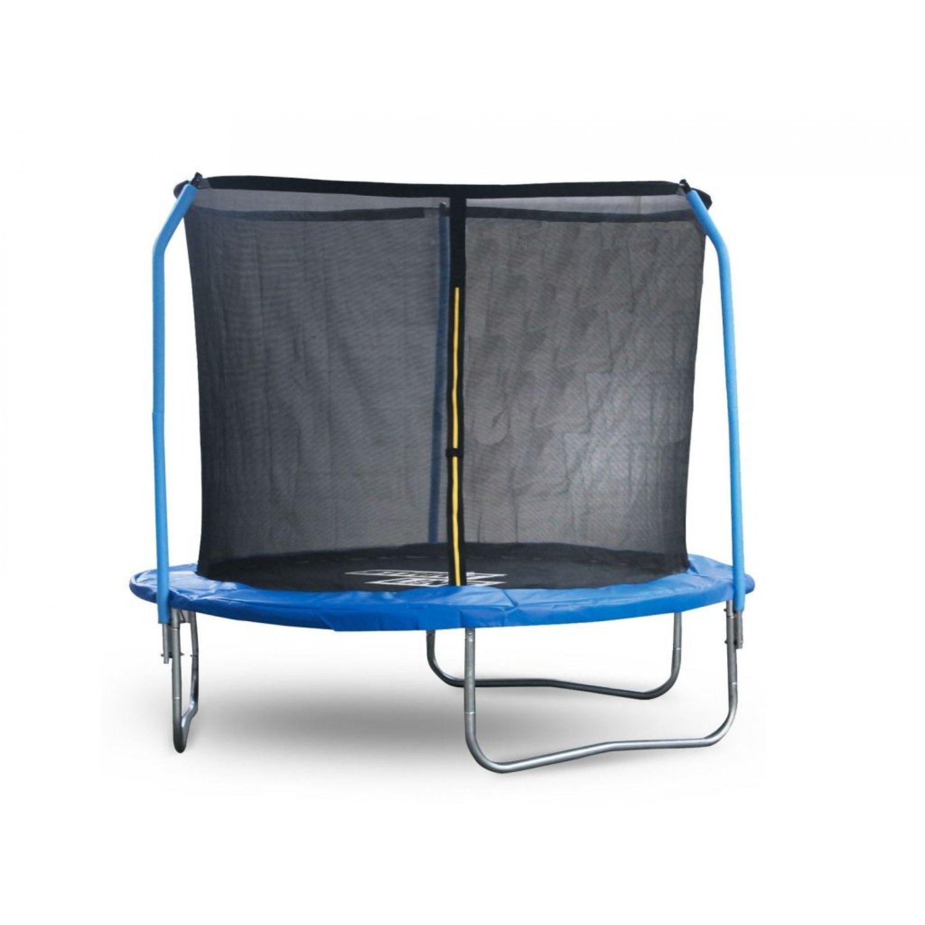Батут Start Line Fitness 8 футов (244 см) с внутренней сеткой