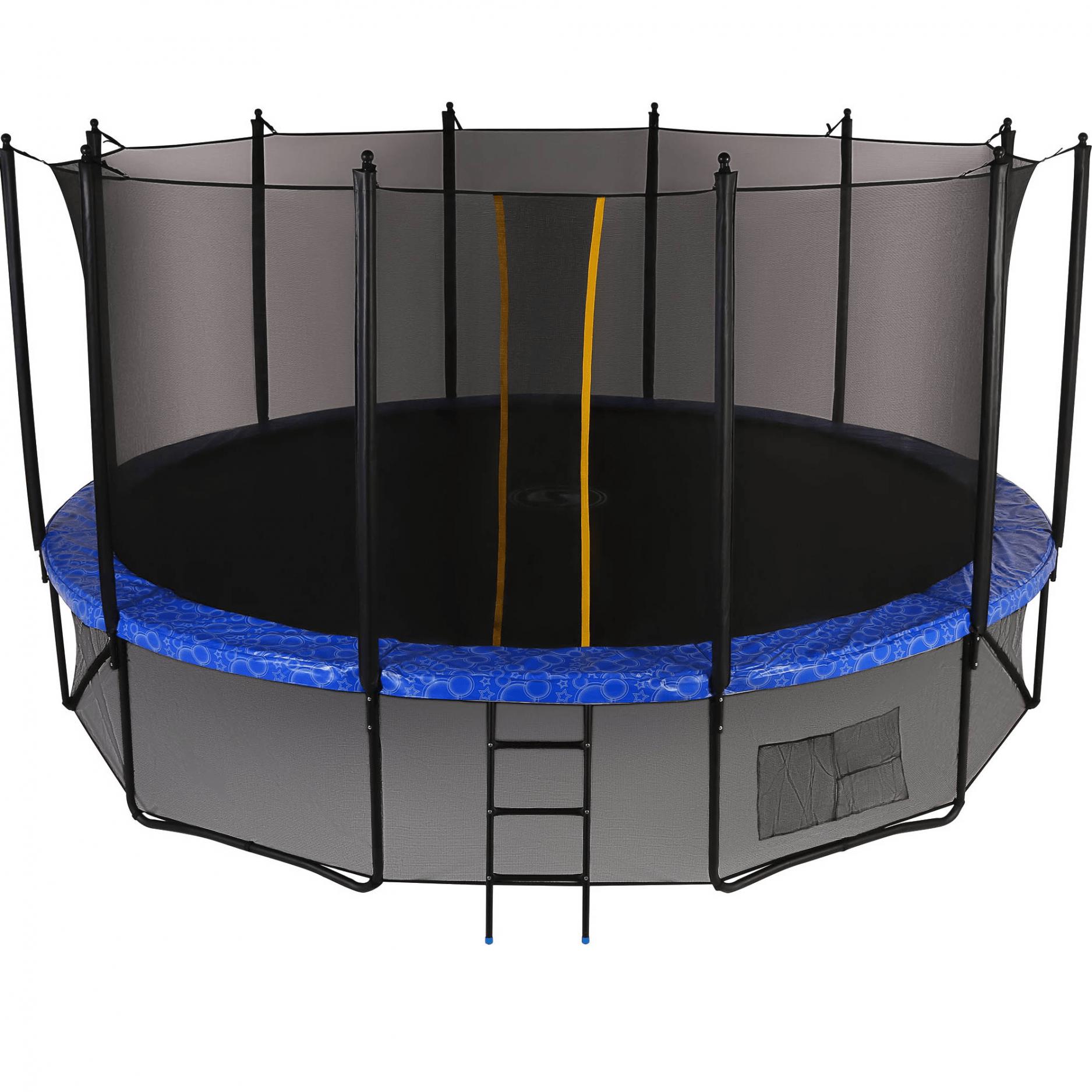 Батут SWOLLEN Classic 16 FT (Blue)