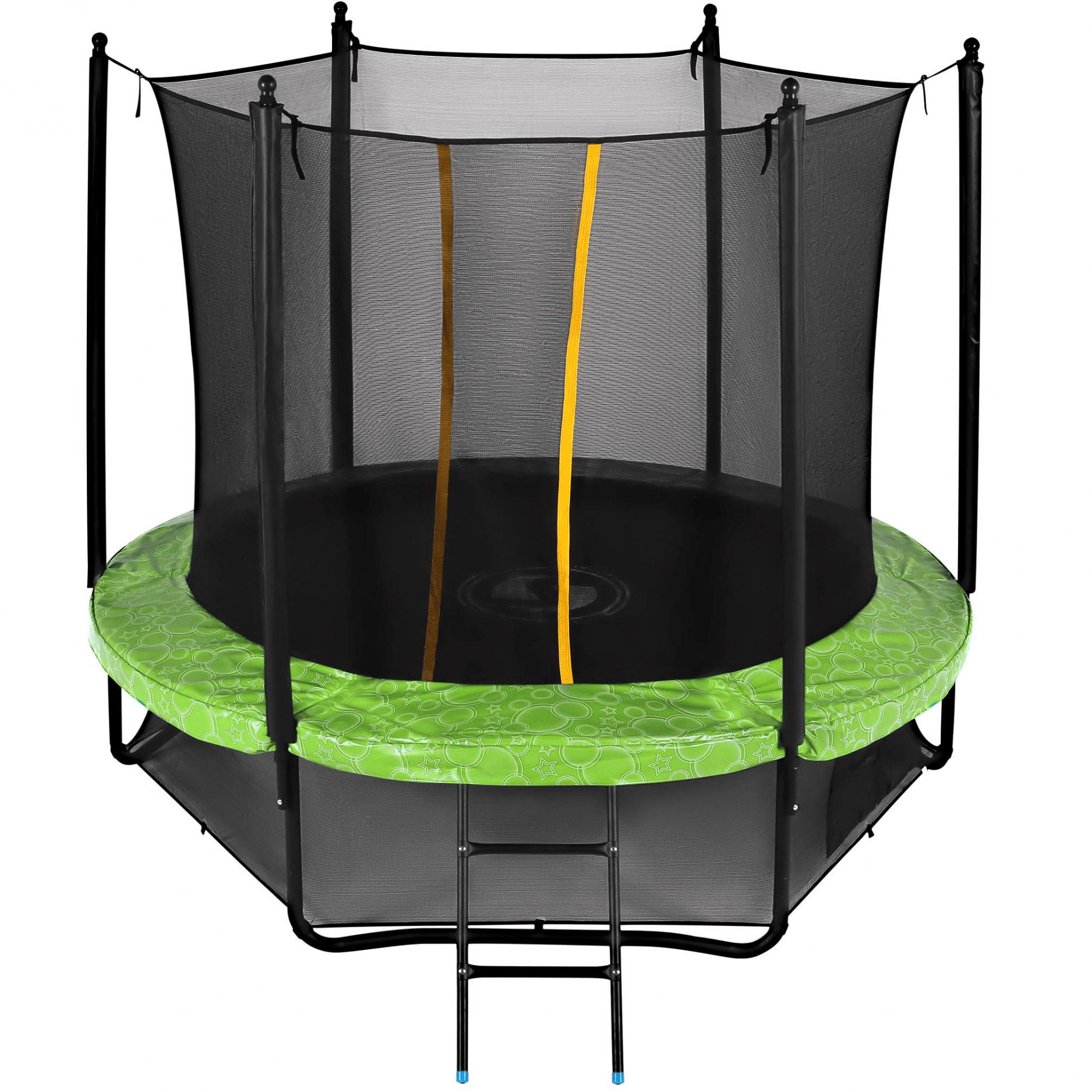 Батут SWOLLEN Classic 8 FT (Green)