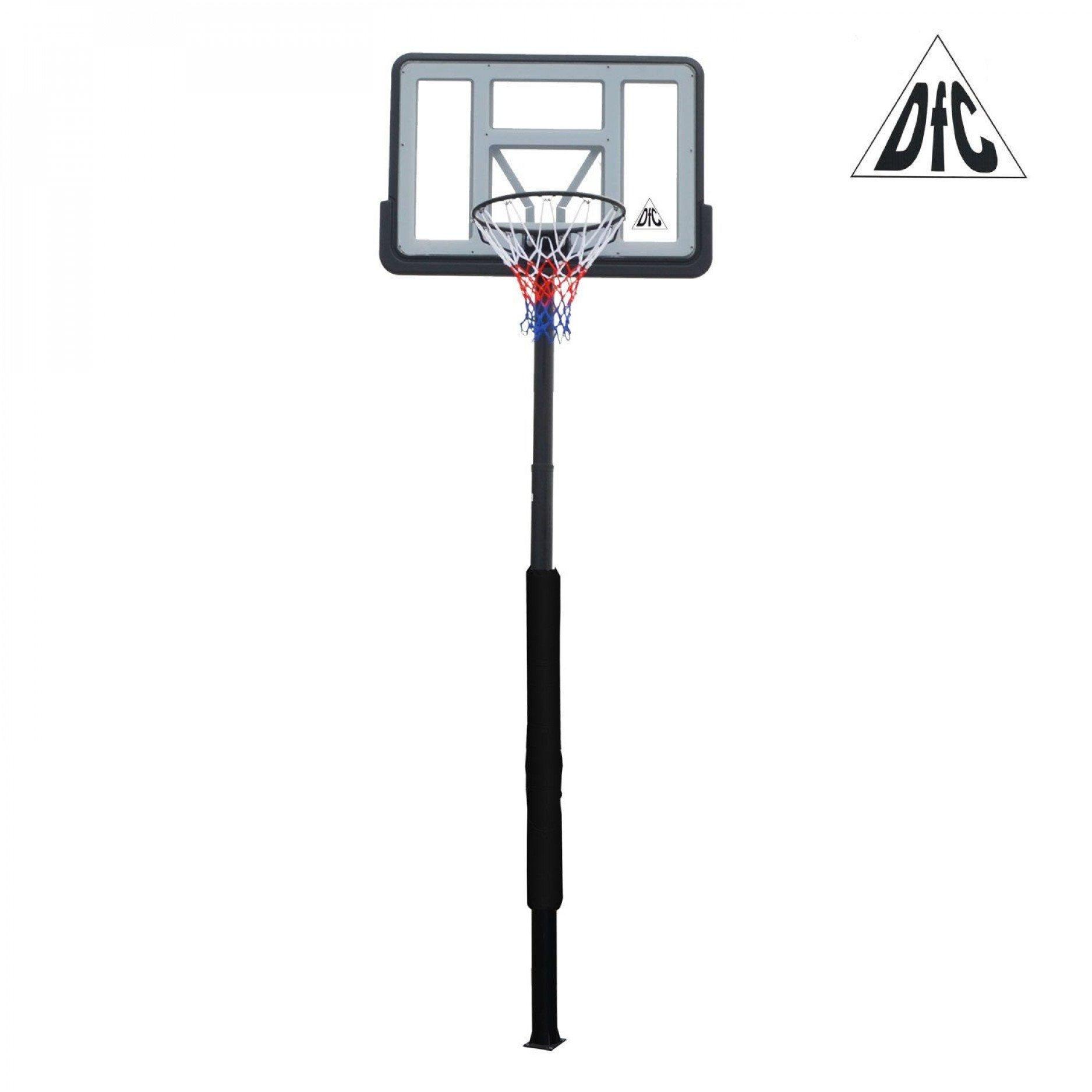 "Стационарная баскетбольная стойка 44"" DFC ING44P1"