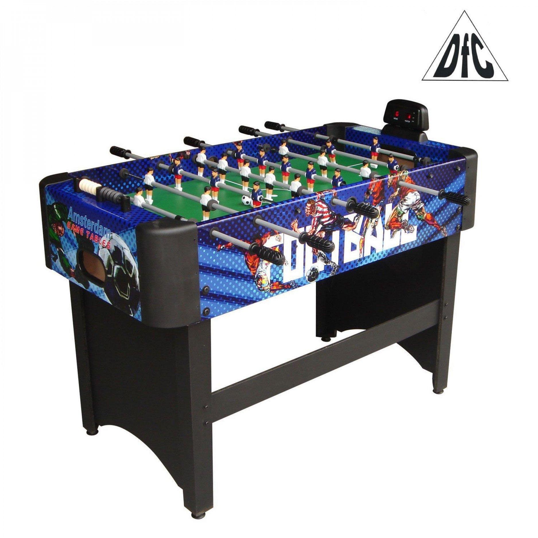 Игровой стол DFC Amsterdam Pro футбол