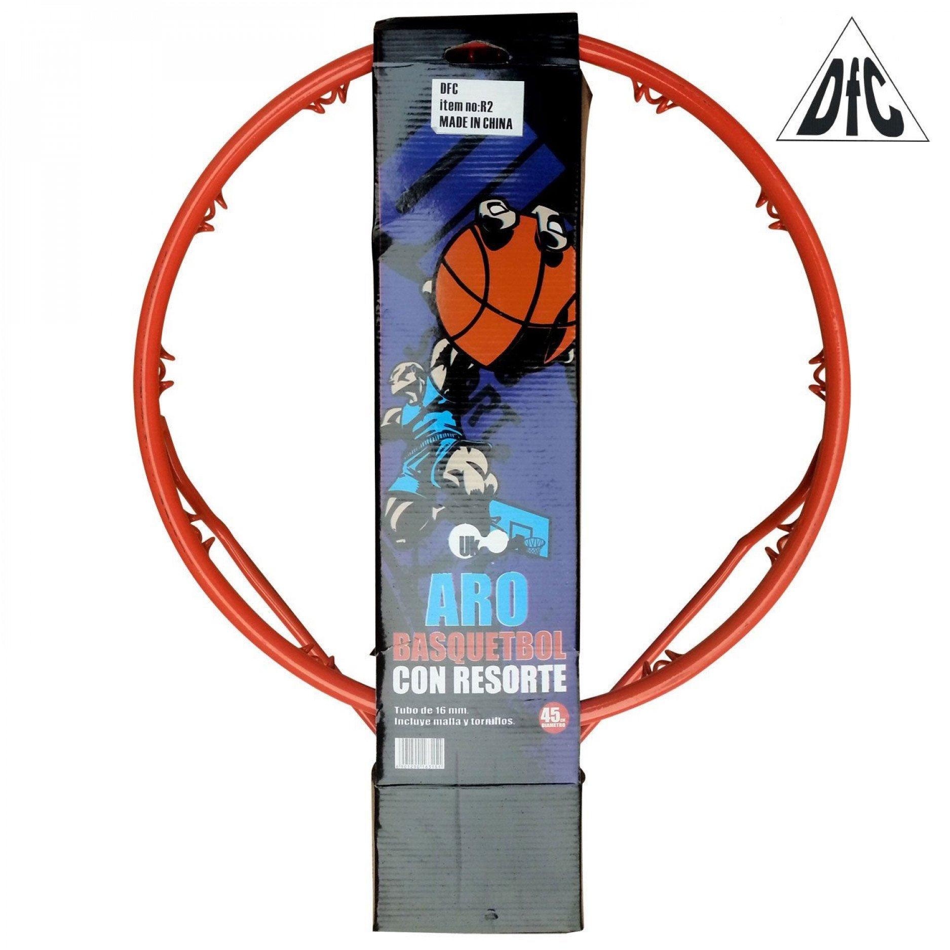 "Кольцо баскетбольное 18"" DFC R2"