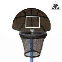 Баскетбольный щит с кольцом для батута DFC