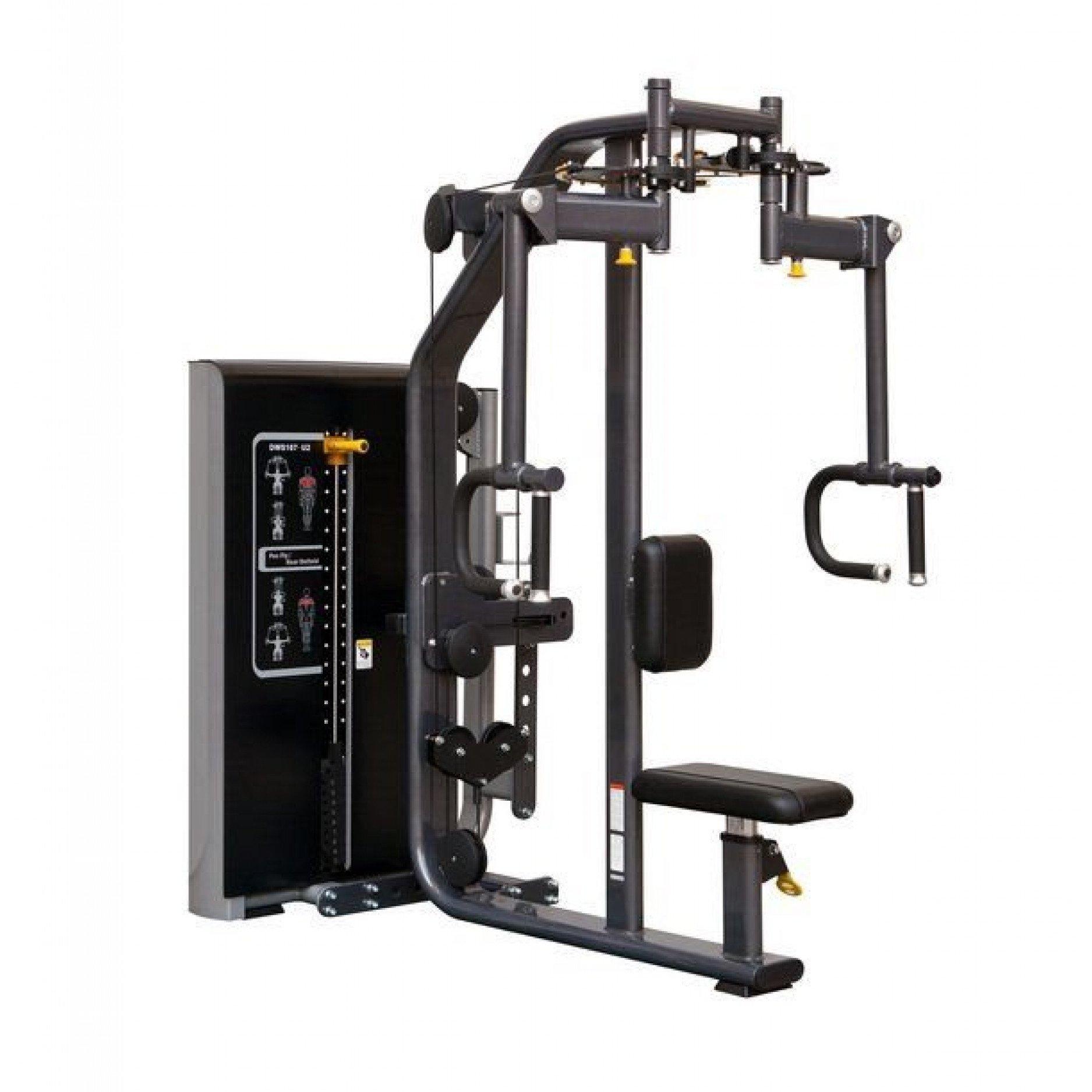 Баттерфляй / Задняя дельта Spirit Fitness DWS107-U2