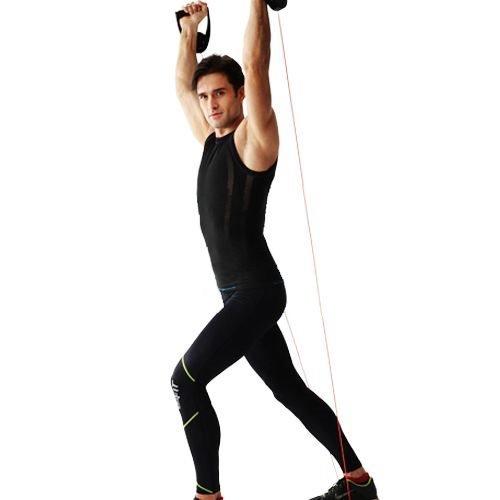 Эспандер регулируемый по длине (от 30 см до 160 см)