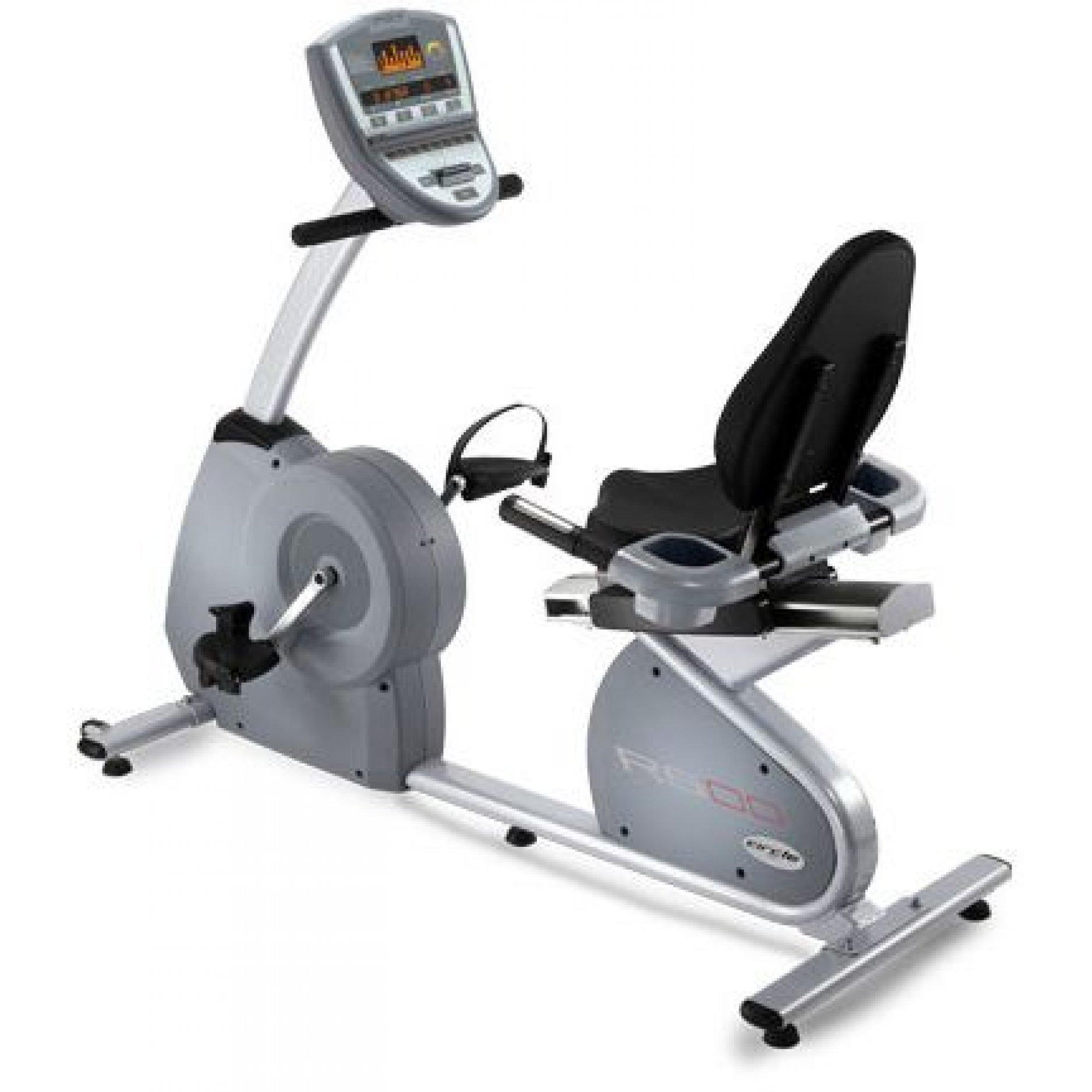 Горизонтальный велотренажер Circle Fitness R6
