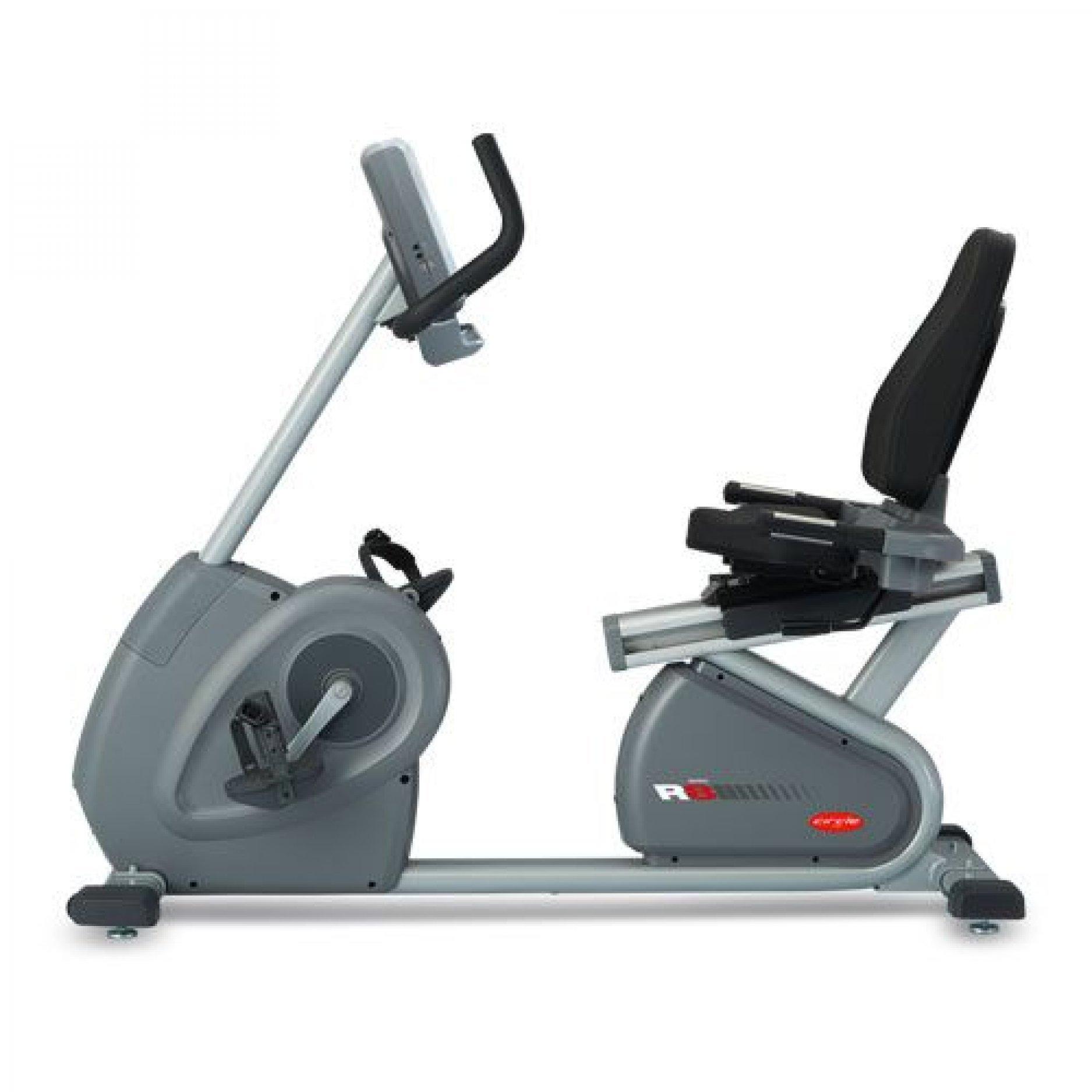 Горизонтальный велотренажер Circle Fitness R8E Plus