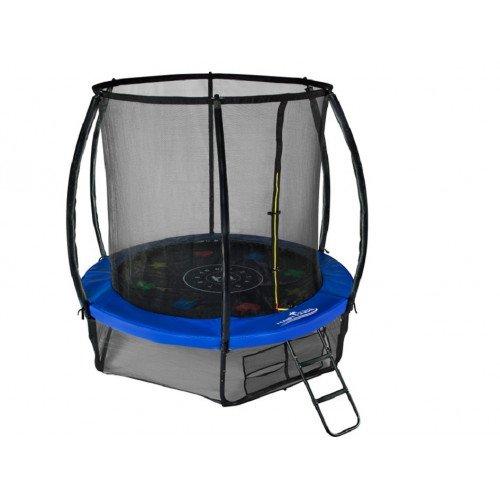 Батут Hasttings Air Game Basketball 8ft (2.44 м) с внутренней сеткой