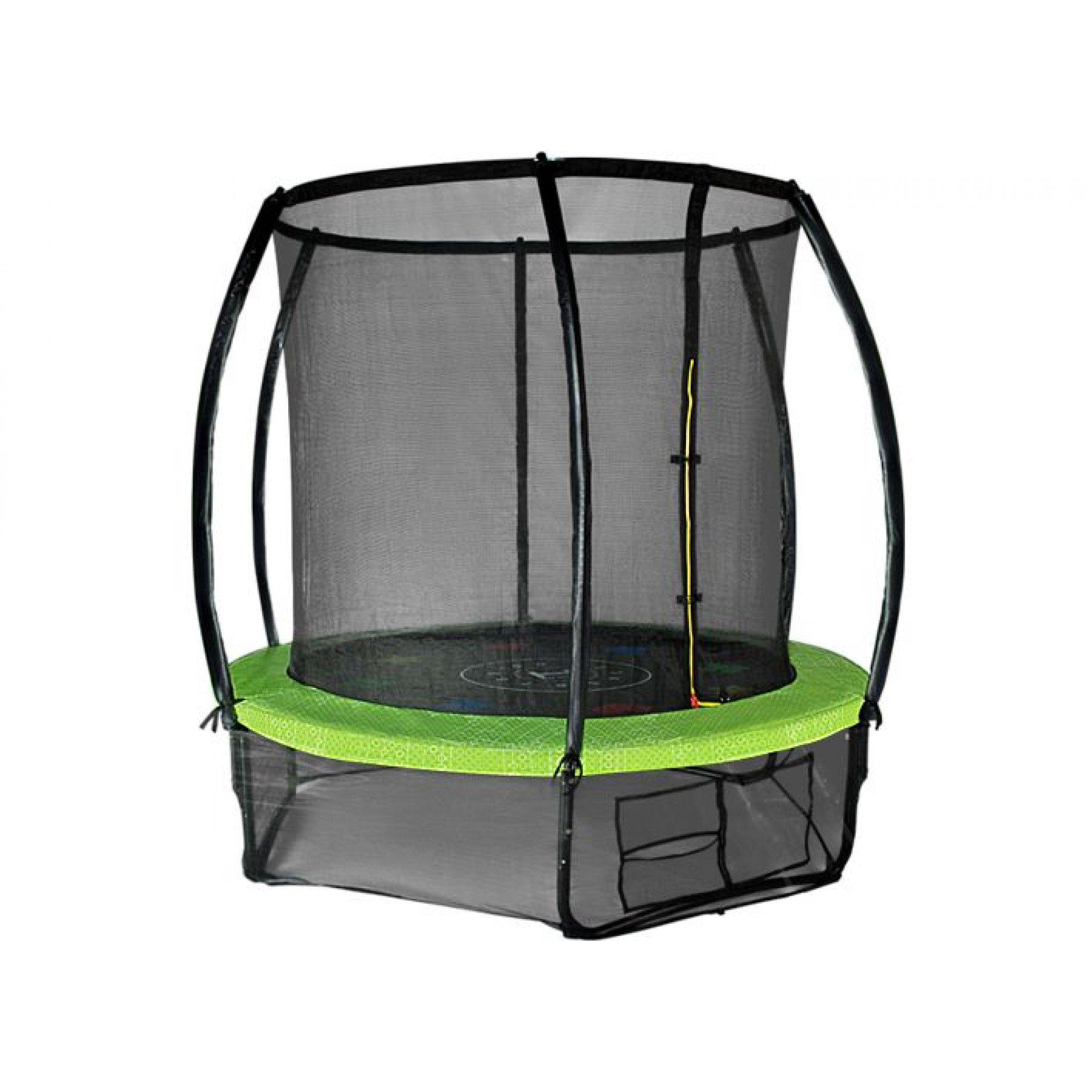 Батут Hasttings Air Game 8ft (2.44 м) с внутренней сеткой
