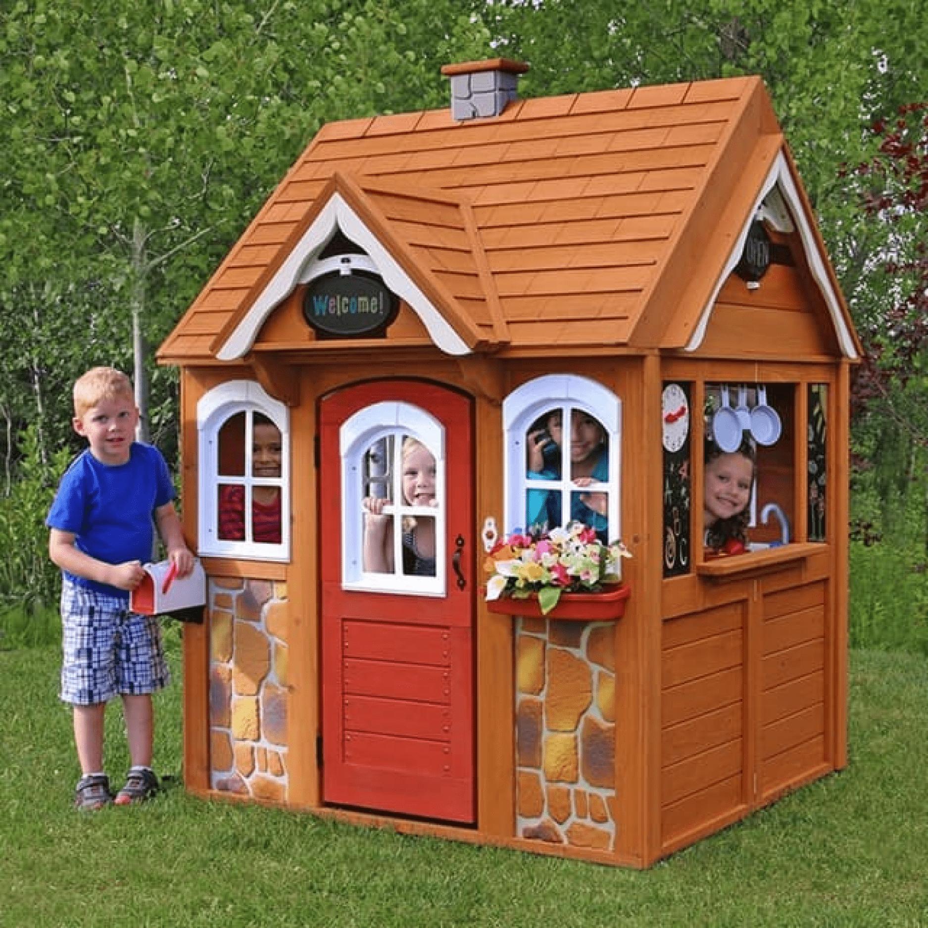 """Детский цветочный домик """"Stoneycreek"""""""