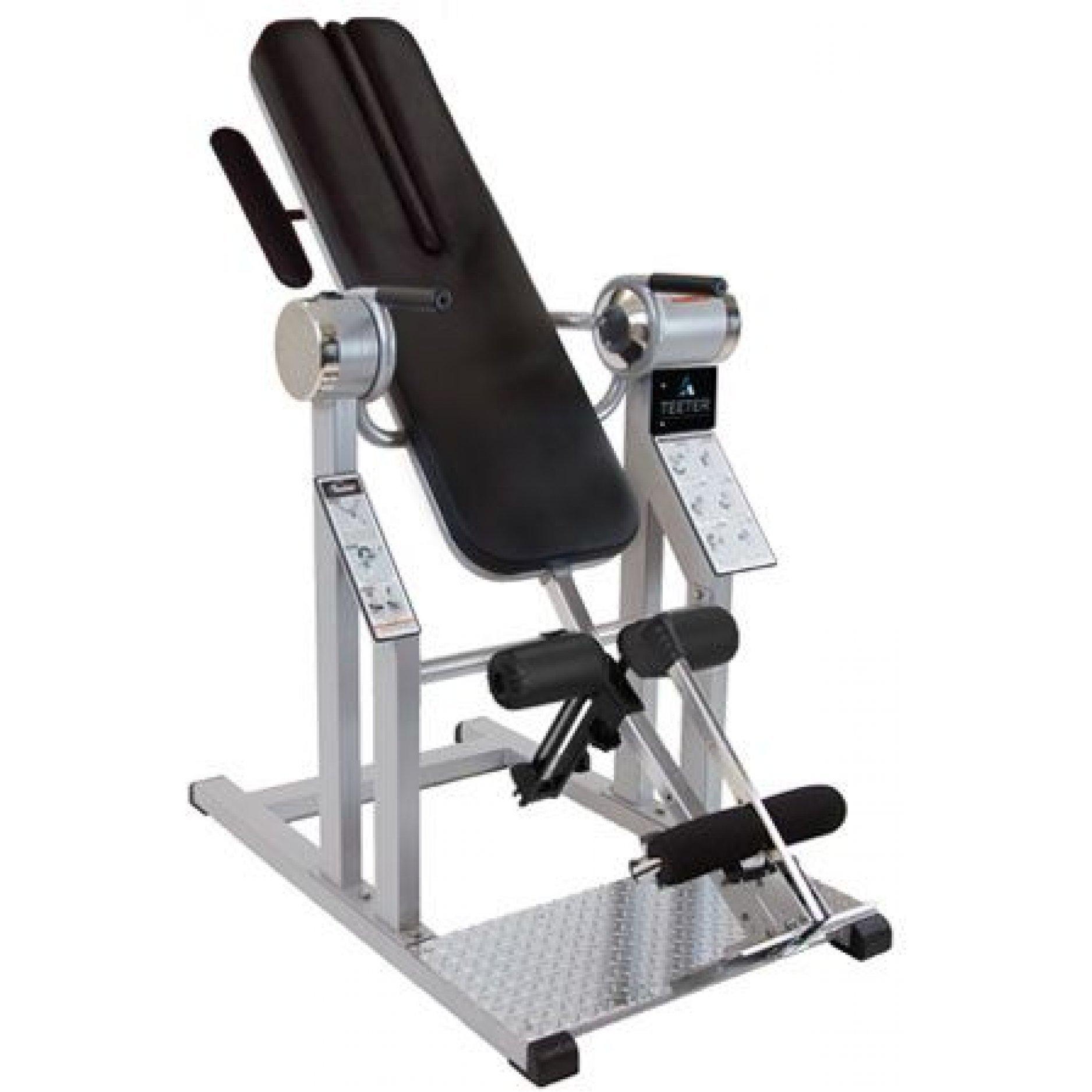 Инверсионный стол с электроприводом Teeter DFM