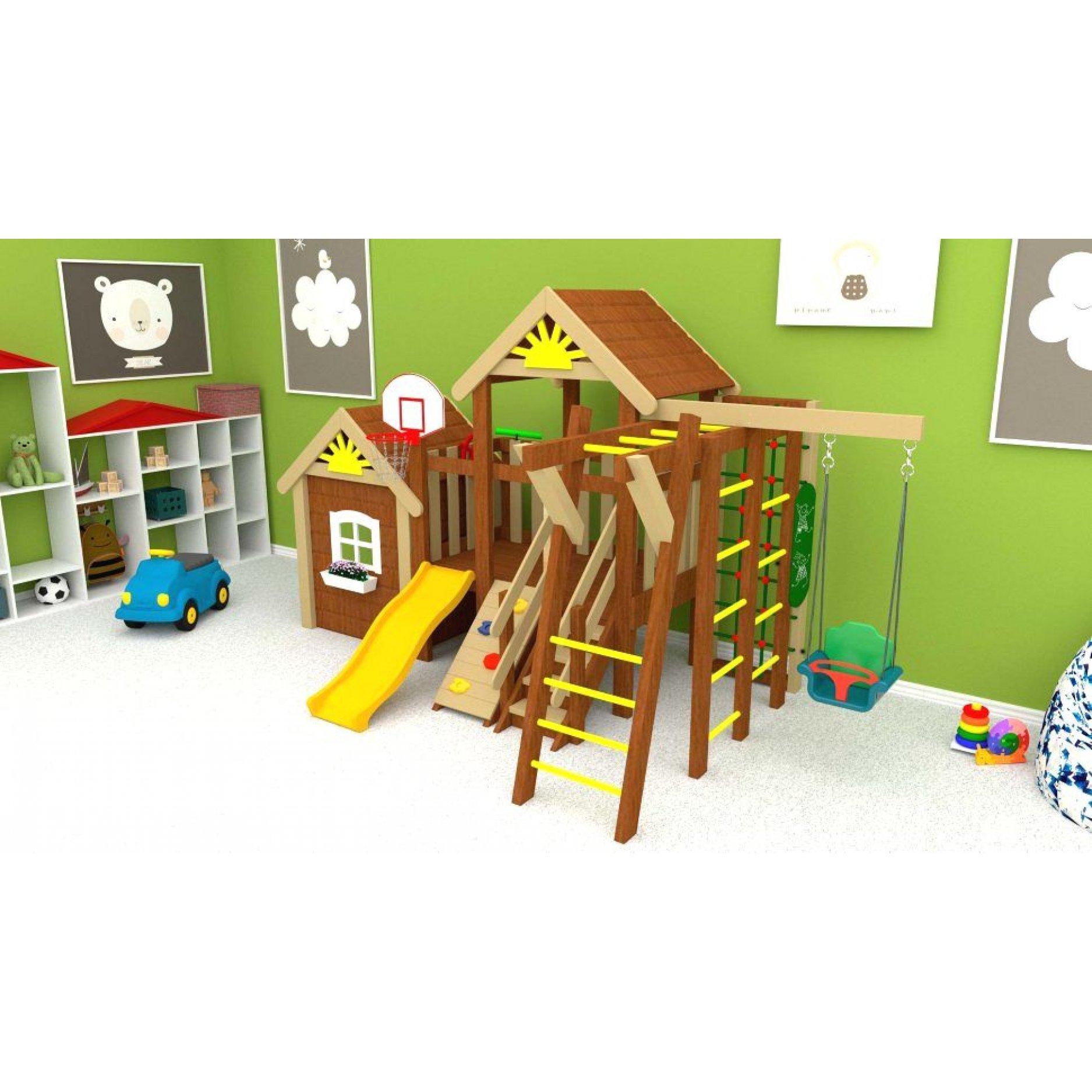 Детская площадка Baby Mark 3