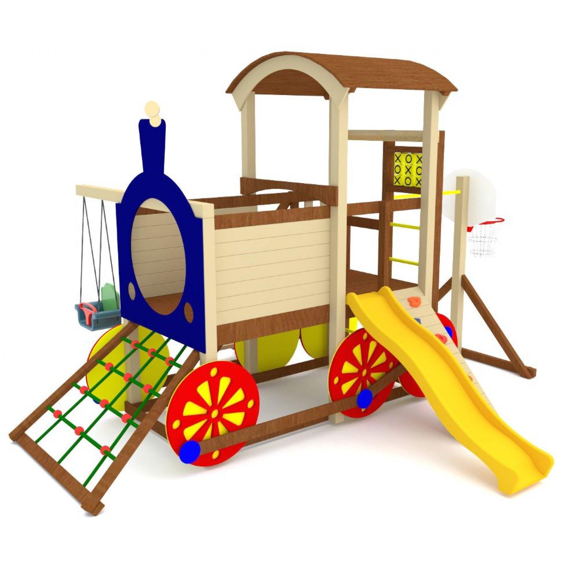 Детская площадка Cruiser 1