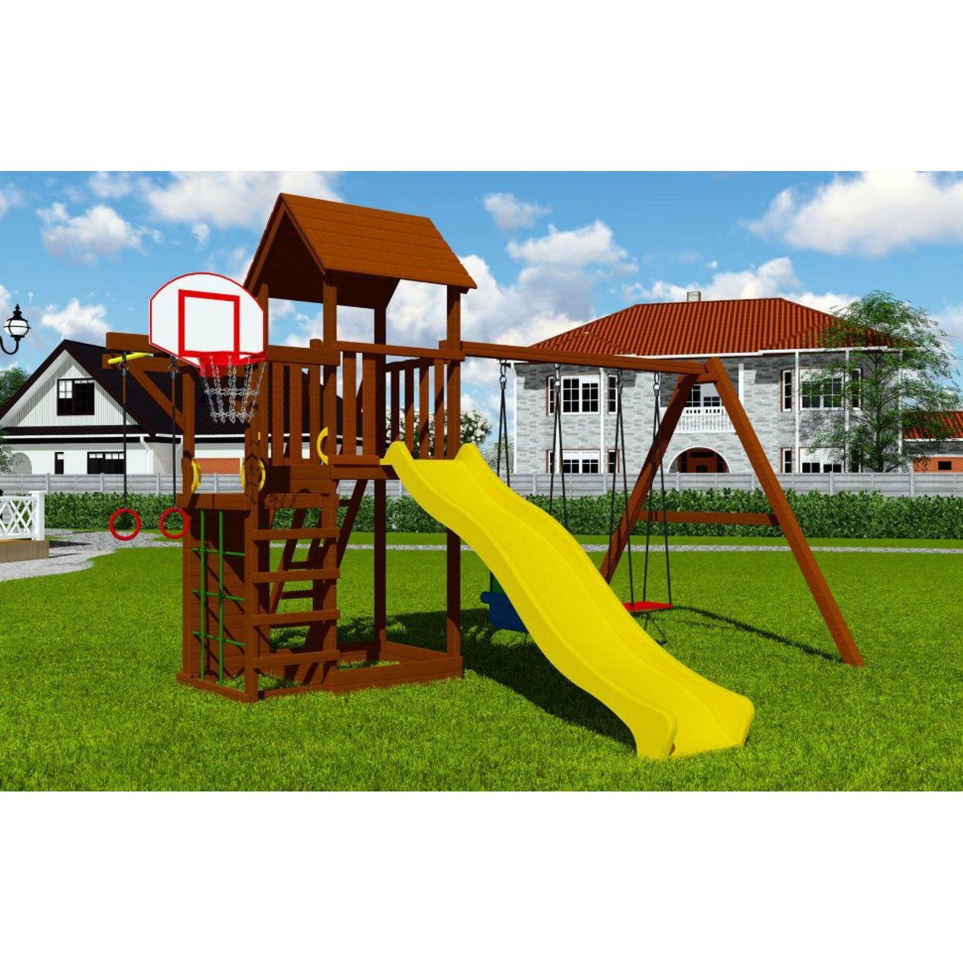 Детская площадка «Космо 1»