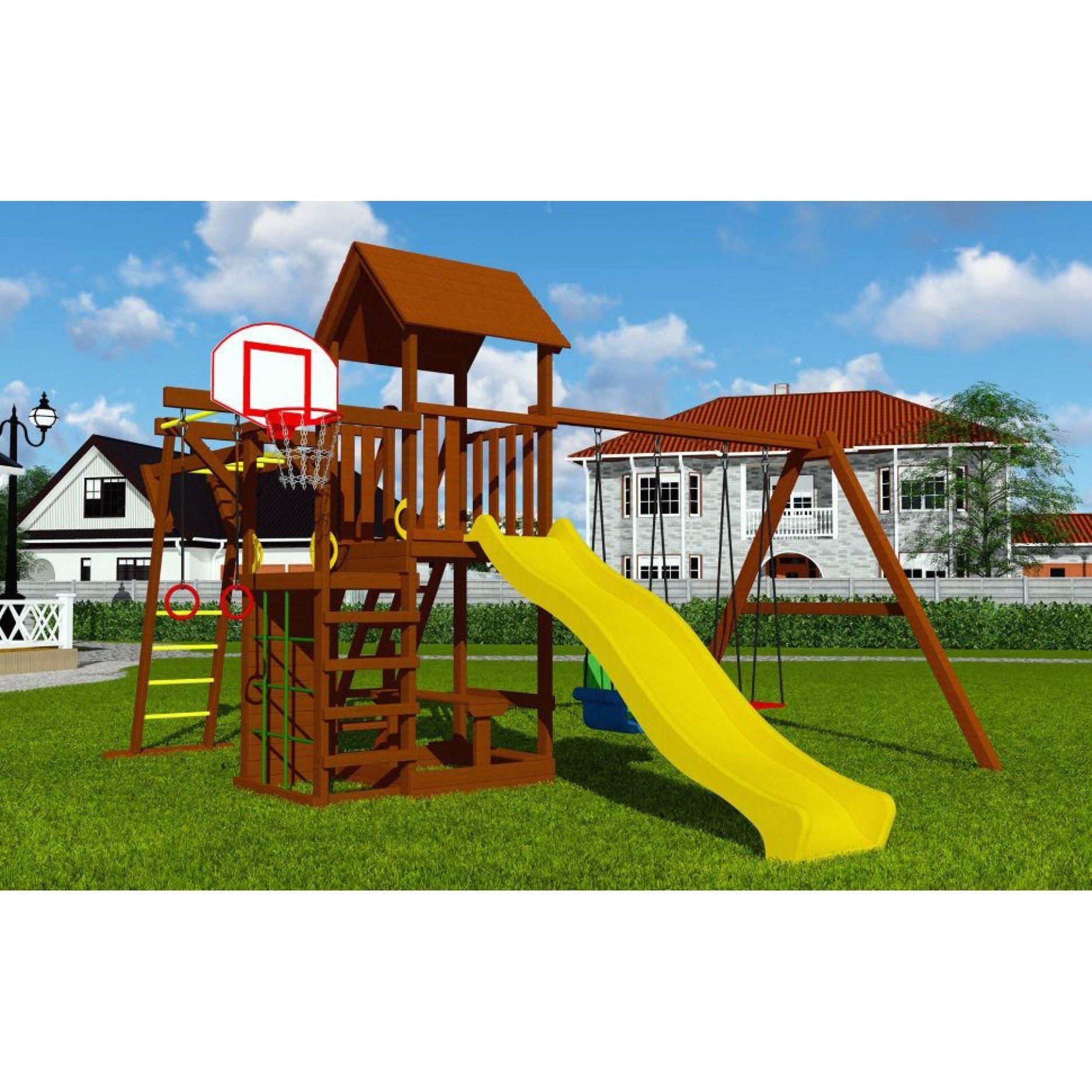 Детская площадка «Космо 2»