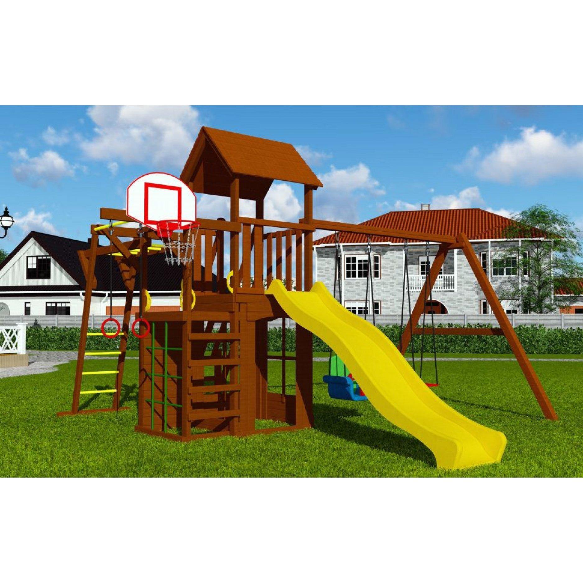 Детская площадка «Космо 4»