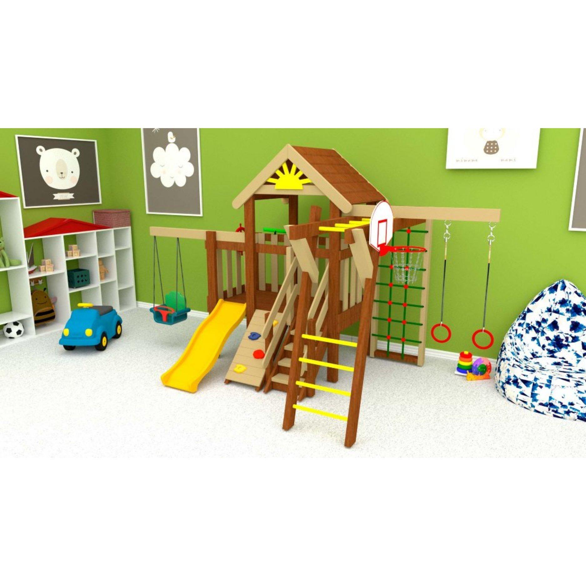 Детская площадка Baby Mark 2