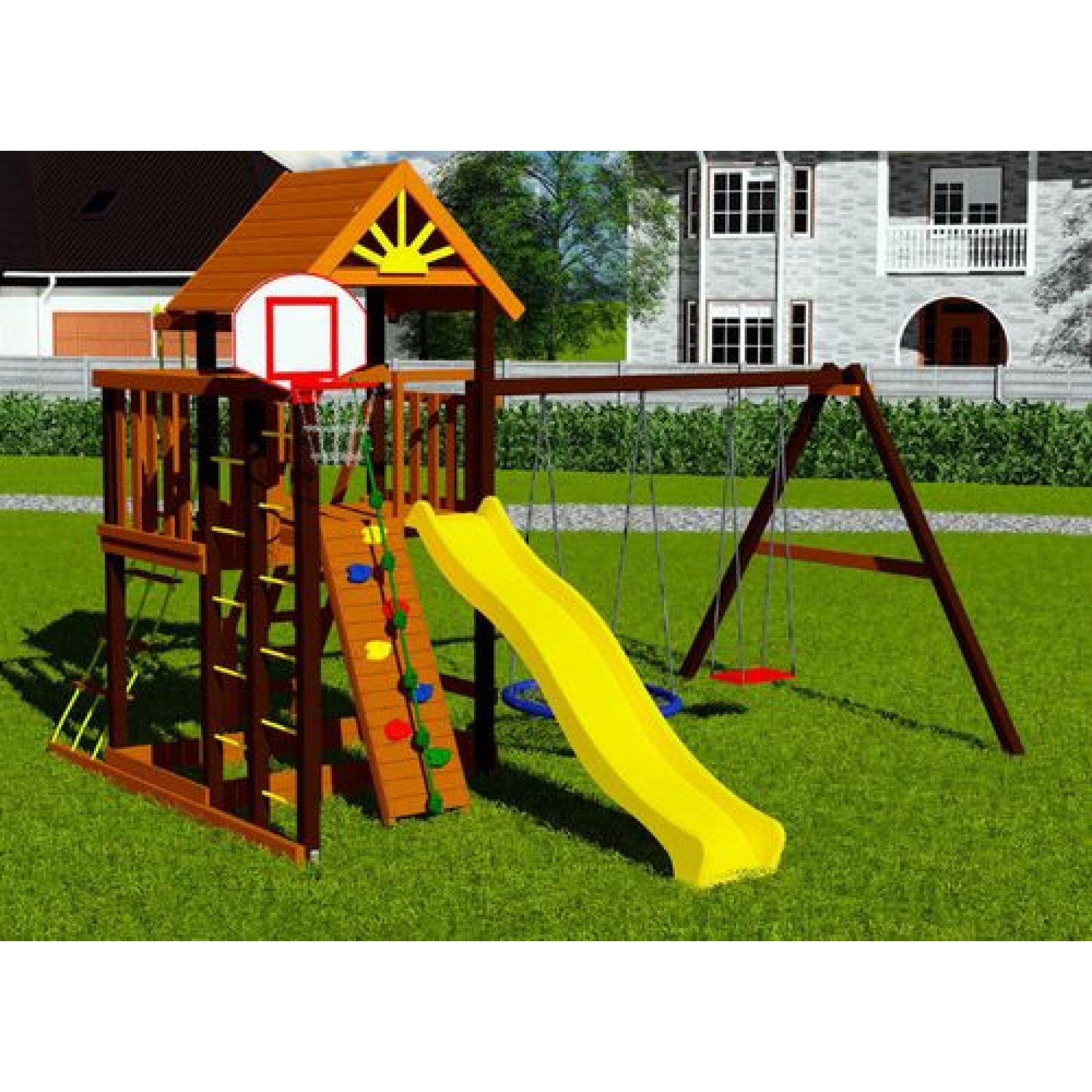 Детская площадка Марк 1