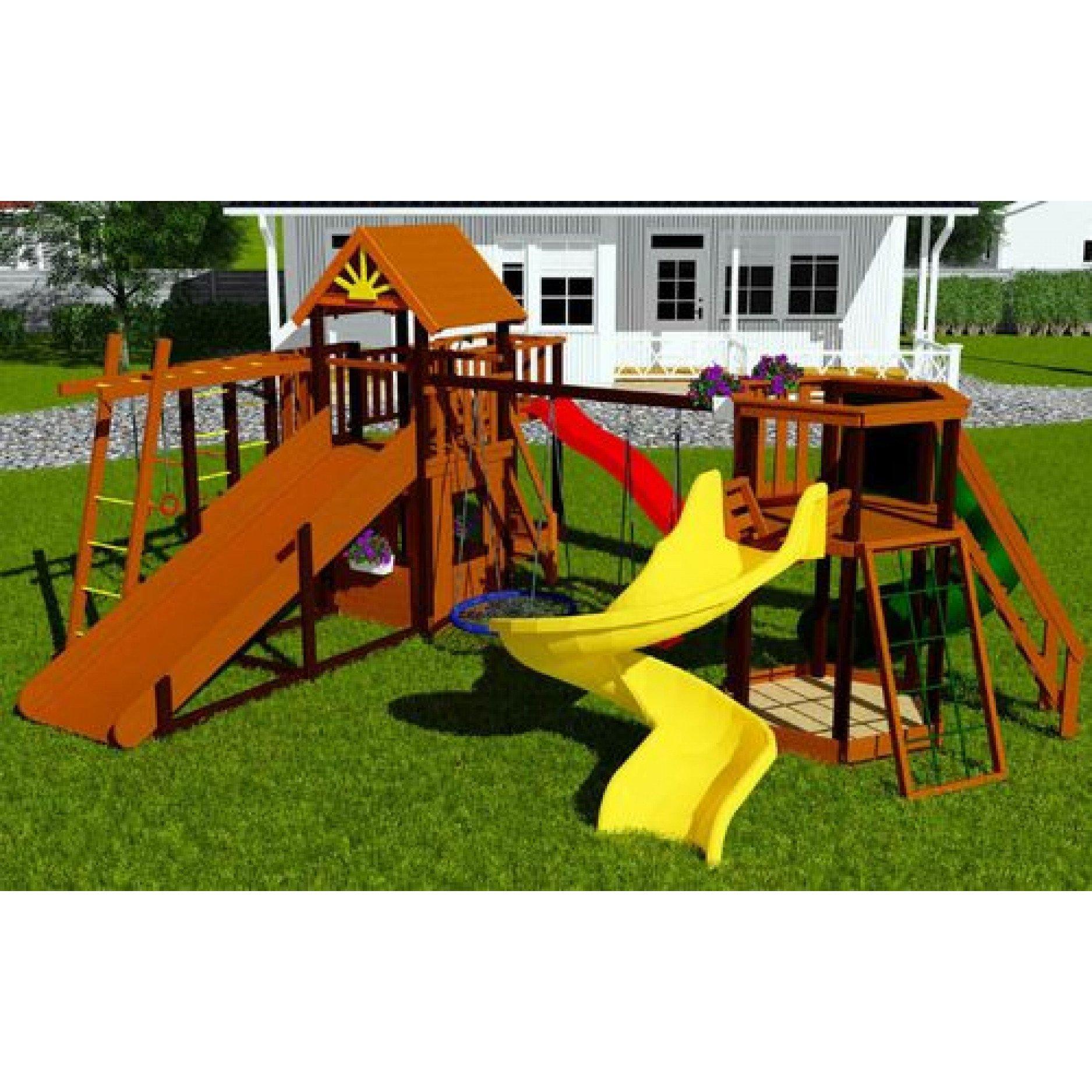 Детская площадка Марк 8