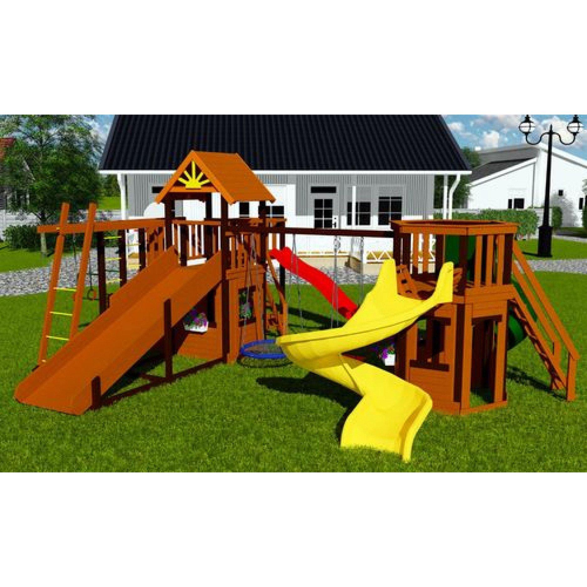Детская площадка Марк 9