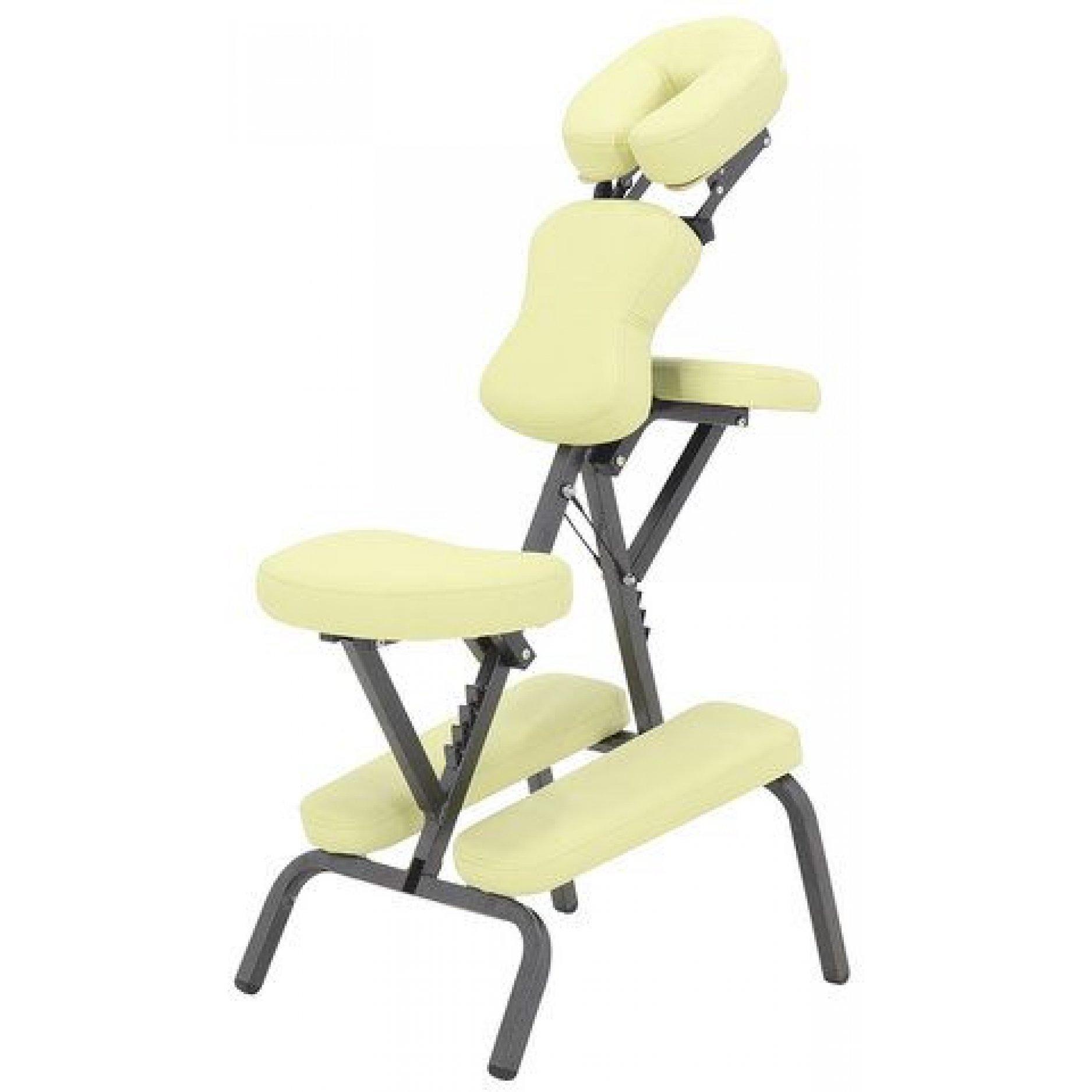 Массажное кресло для шейно-воротниковой зоны Medmos MA-03 МСТ-3СЛ (сталь)