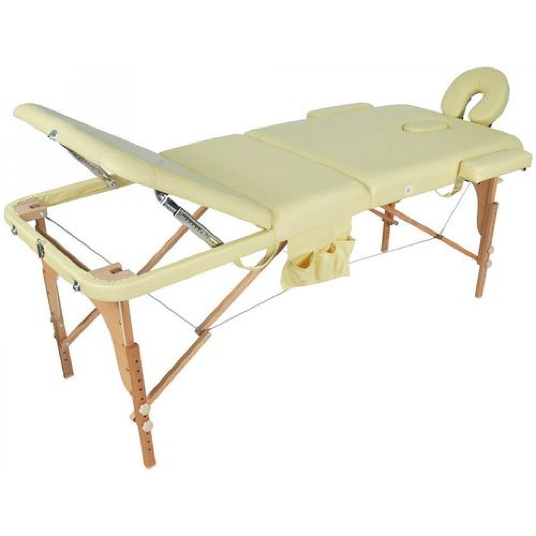 Массажный стол Medmos JF-YA01 3-х секционный