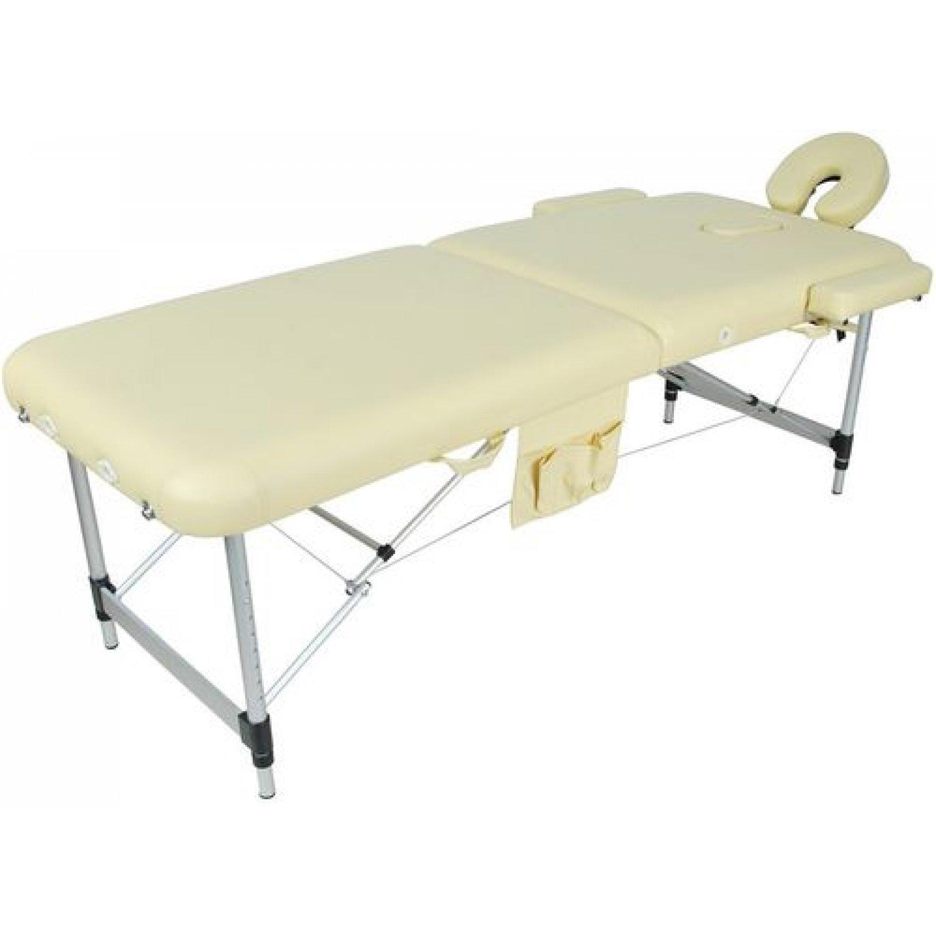 Массажный стол Medmos JFAL01A 2-х секционный (МСТ-002Л)