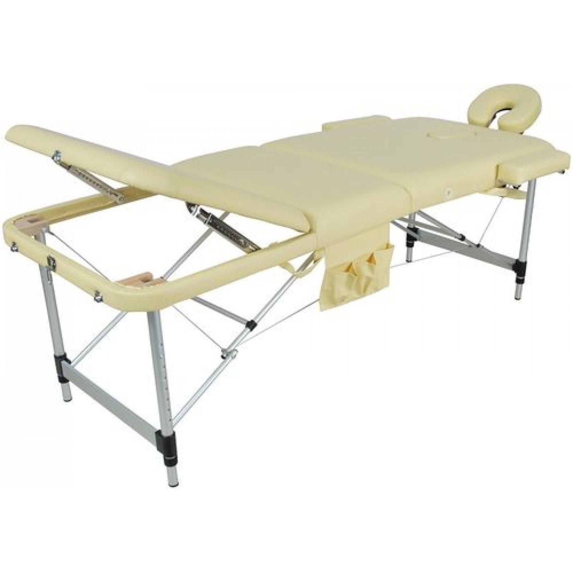Массажный стол Medmos JFAL03 (3-х секционный) (МСТ-27)