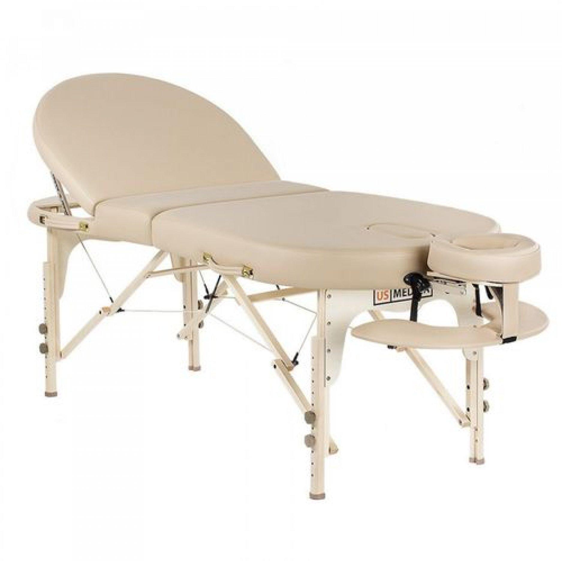 Складной массажный стол US MEDICA Malibu