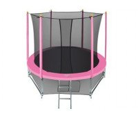 Батут Hasttings Classic pink 10ft (3.05 м) с внутренней сеткой