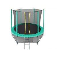 Батут Hasttings Classic green 10ft (3.05 м) с внутренней сеткой