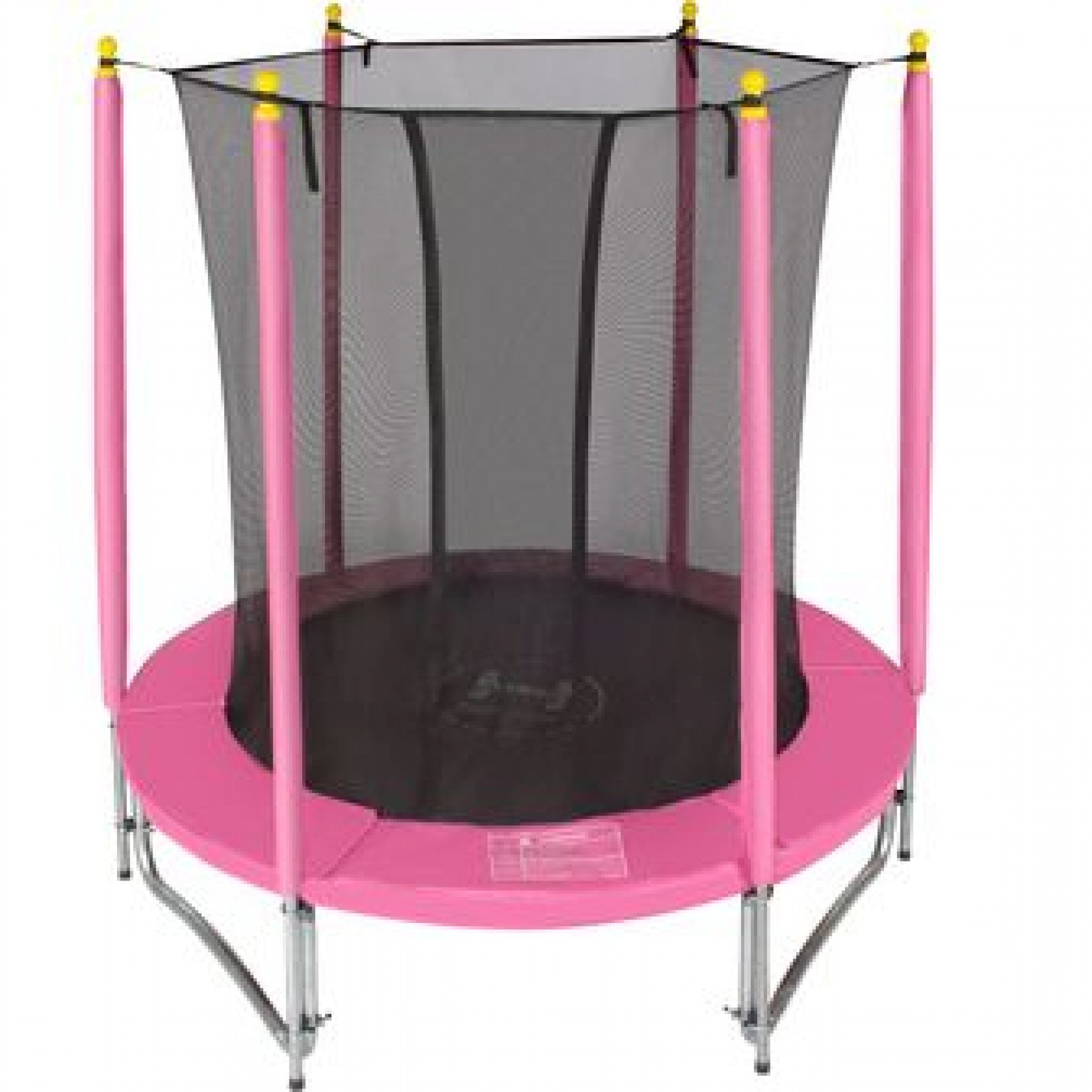 Батут Hasttings Classic pink 6ft (1.82 м) с внутренней сеткой