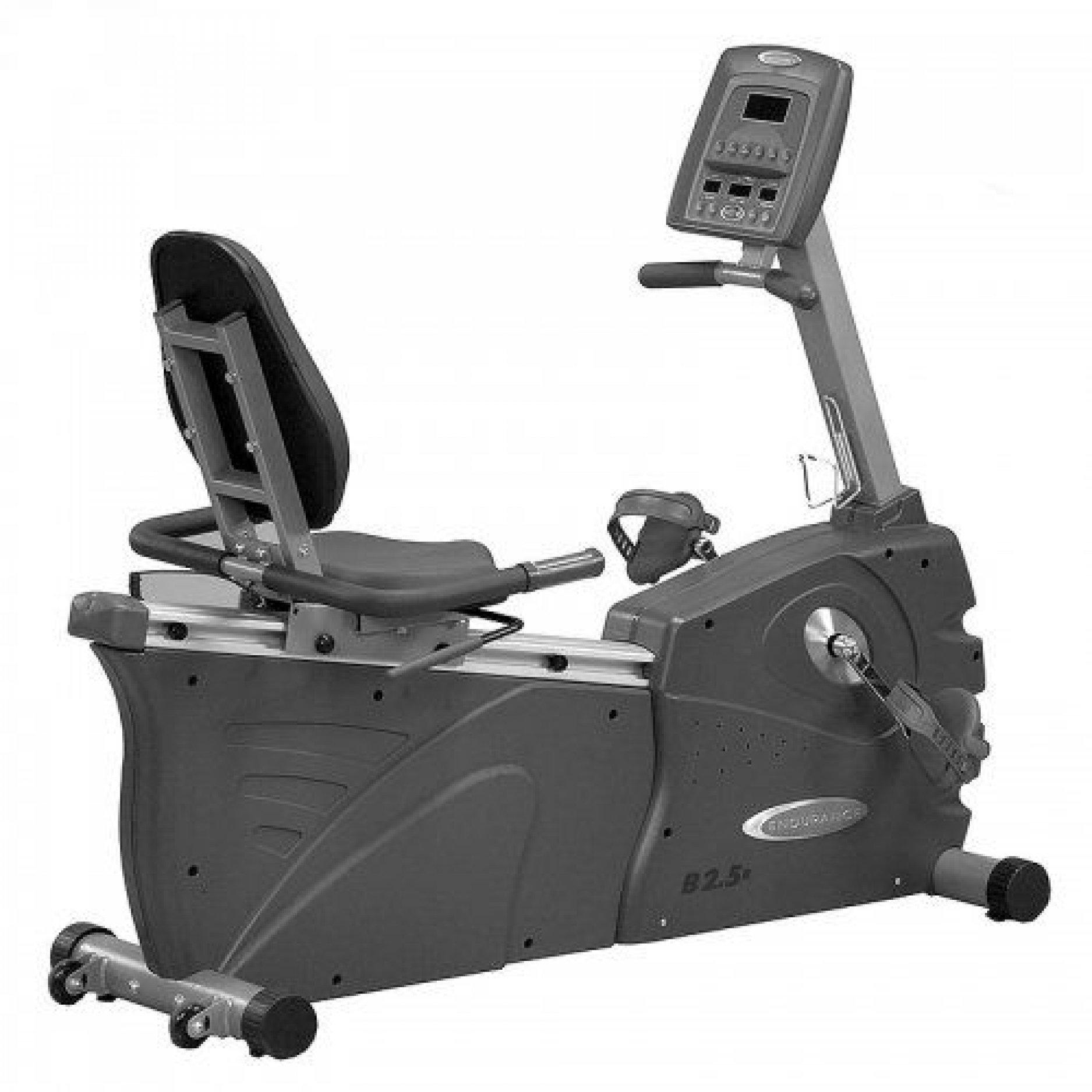 Велотренажер горизонтальный Body Solid Endurance B2-5R