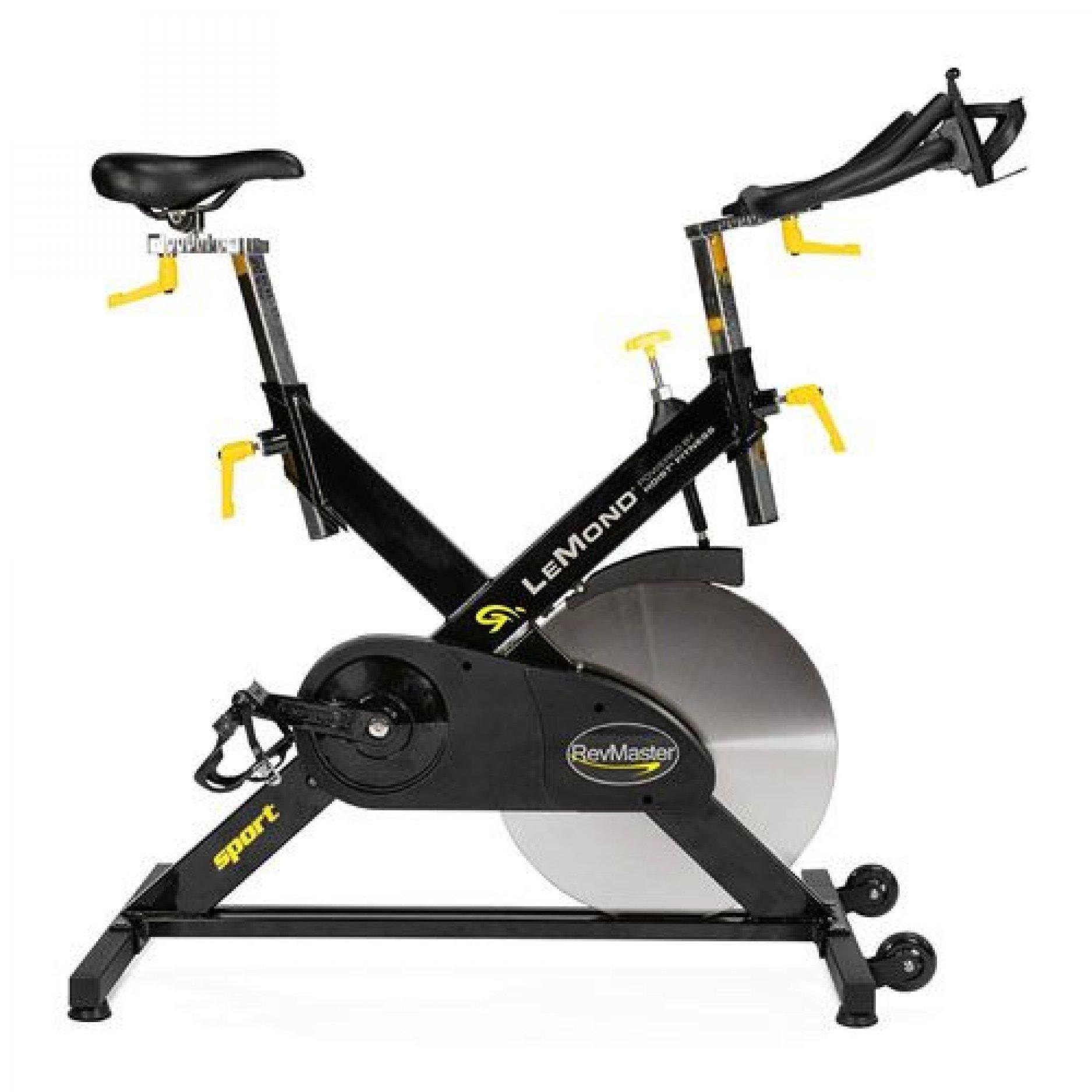 Велотренажер HOIST LeMond Revmaster Sport
