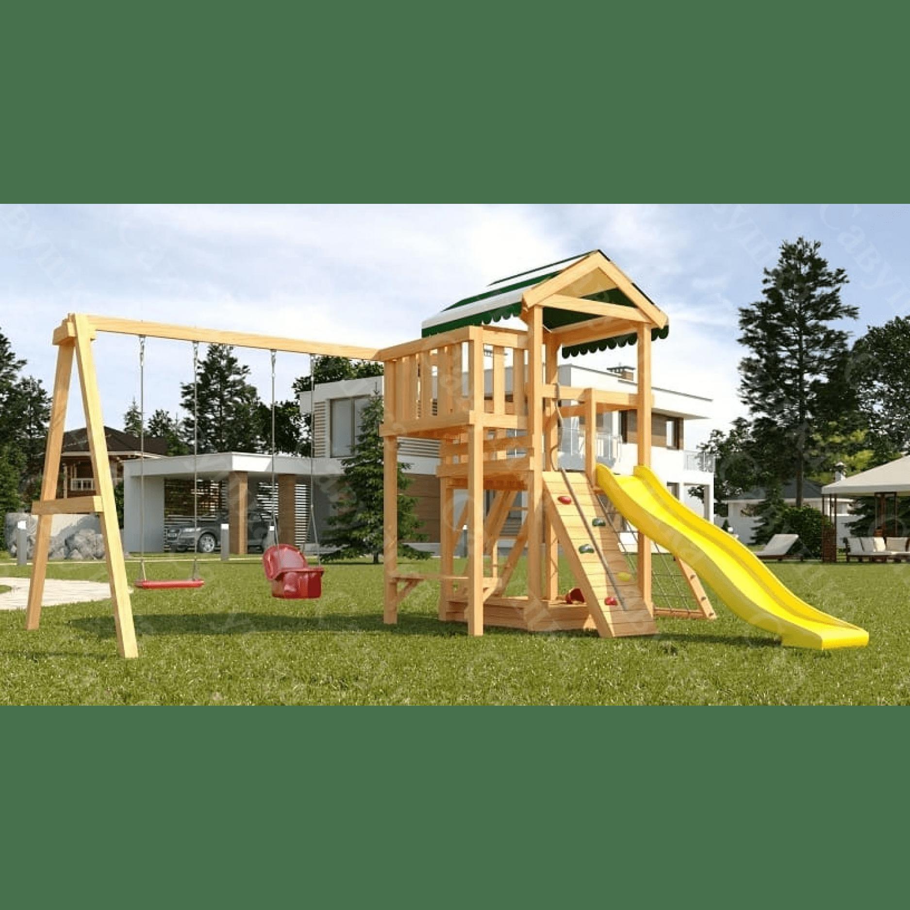 Детский модуль Савушка «Мастер» 2