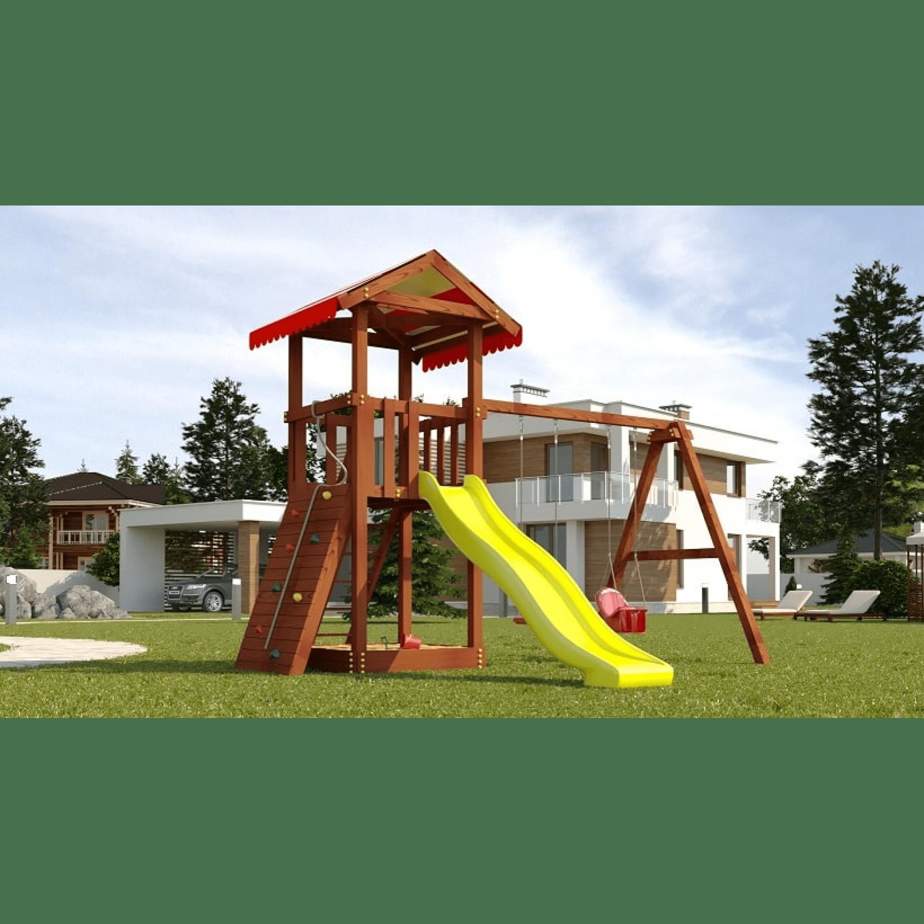 Детская площадка Савушка «Classic»